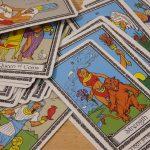 Tirada de Tarot para la salud - los siete chakras